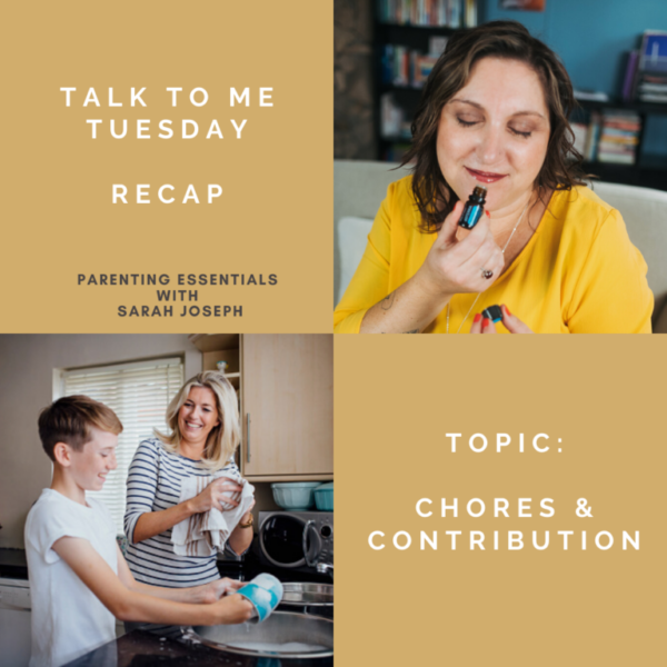 Talk to me Tuesday – July 7, 2020 – Recap!