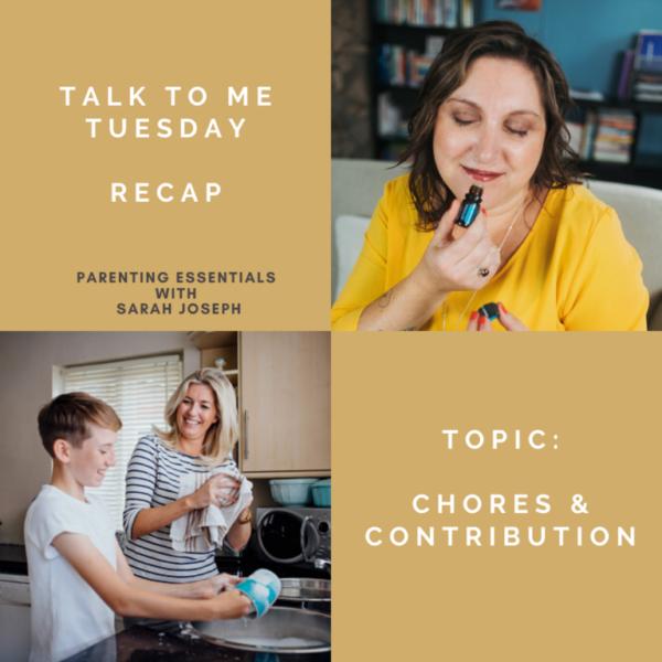 Talk to me Tuesday – July 7, 2020 – Recap!
