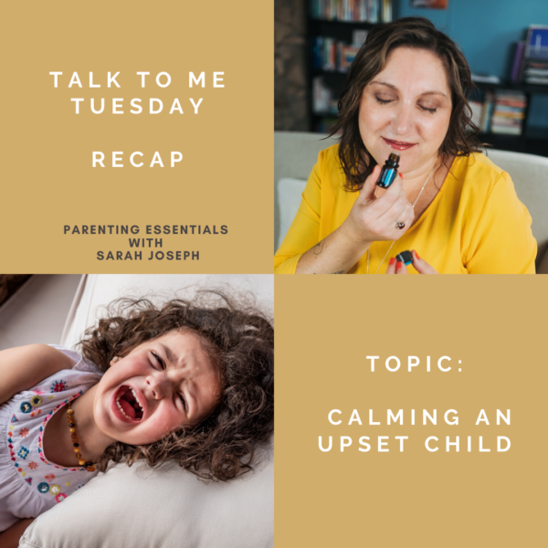 Talk to me Tuesday – July 14, 2020 – Recap!
